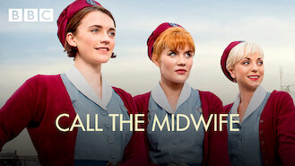 Is Call the Midwife, Series 6 (2012) on Netflix Brazil