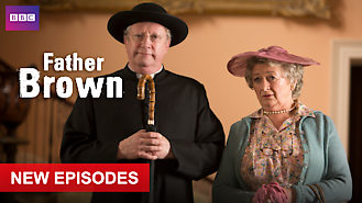 Is Father Brown, Season 2 (2013) on Netflix Mexico