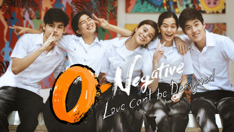 O-Negative, Love Can't Be Designed (2016)