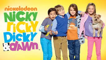 Nicky, Ricky, Dicky & Dawn (2016)