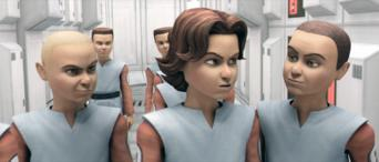 Star Wars: The Clone Wars: Season 2: Death Trap