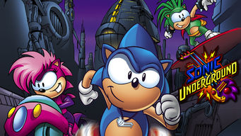 Is Sonic Underground Season 1 1998 On Netflix Canada