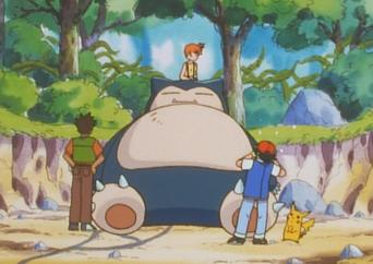 Episode 41: Wake Up Snorlax!