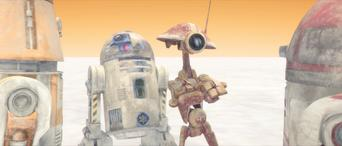 Star Wars: The Clone Wars: Season 5: A Sunny Day in the Void