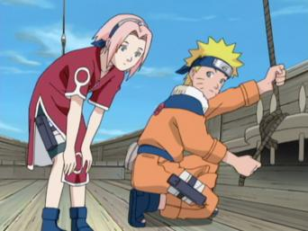Is Naruto: Season 4: The Race is On! Trouble on the High