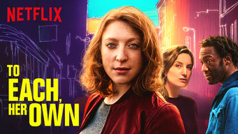 To Each, Her Own (2017)