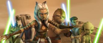 Star Wars: The Clone Wars: Season 5: A Necessary Bond