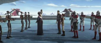 Star Wars: The Clone Wars: The Lost Missions: Crisis at the Heart