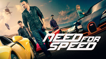Is Need for Speed (2014) on Netflix India