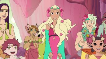 She-Ra and the Princesses of Power: Season 1: Flowers for She-Ra