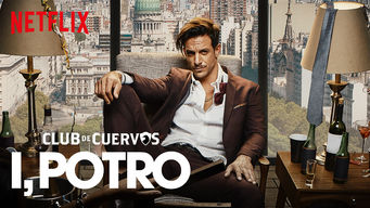 Club de Cuervos Presents: I, Potro (2018)