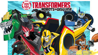 Transformers: Robots in Disguise (2016)