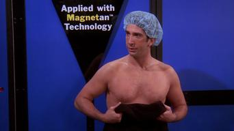 Episode 3: The One with Ross's Tan