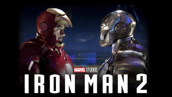 Is Iron Man 2 (2010) on Netflix United Kingdom