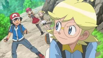 Is Pokemon The Series Xy Xy Heroes Friend And Faux Alike On