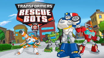 Transformers: Rescue Bots (2016)