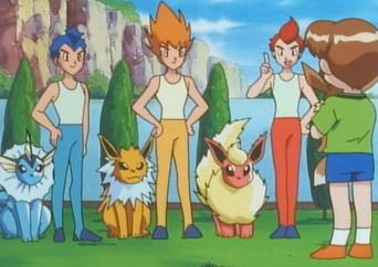 Episode 40: The Battling Eevee Brothers