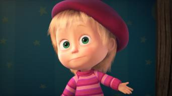 Masha and the Bear: Season 3: Coming Back Ain't Easy / The Very Fairy Tale / Rock-a-bye, baby!