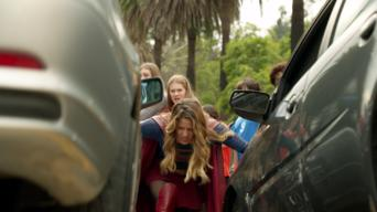 Supergirl: Season 1: Red Faced