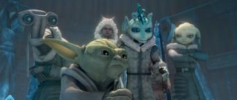 Star Wars: The Clone Wars: Season 5: The Gathering