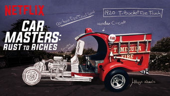 Car Masters: Rust to Riches: Season 1