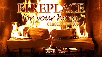 Fireplace 4K: Classic Crackling Fireplace from Fireplace for Your Home (2015)