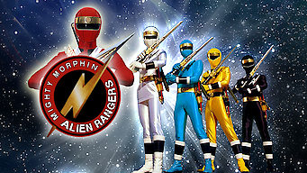 Mighty Morphin Alien Rangers: Season 1