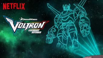 Is Voltron: Legendary Defender: Season 8 (2018) on Netflix