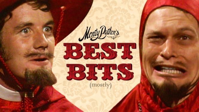 Monty Python Best Bits (mostly)