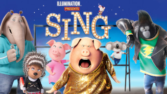 Is Sing 2016 On Netflix South Africa