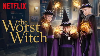 Is The Worst Witch: Season 3 (2019) on Netflix Mexico