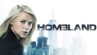 Is Homeland: Season 7 (2018) on Netflix Spain