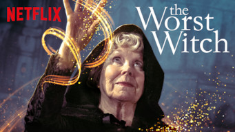 Is The Worst Witch: Season 3 (2019) on Netflix Japan